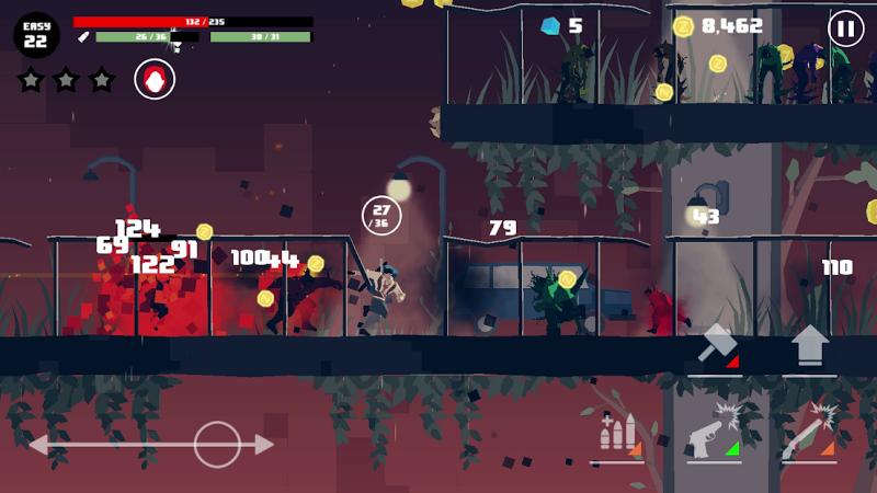 Dead Rain : New zombie virus Screenshot 2
