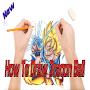 How To Draw Dragon Ball APK icon