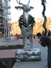 Photo: Shopping in Branson, Christmas Eve