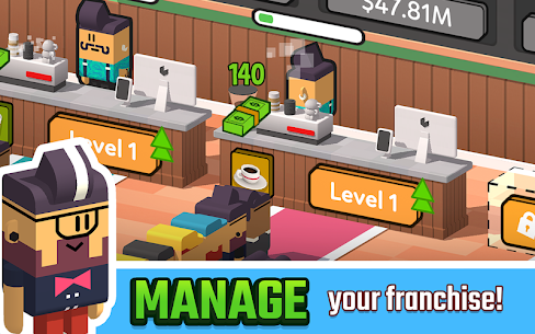 Idle Coffee Corp Download free Android Apk 9