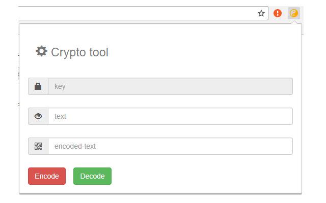 Encrypt / Decrypt plugin
