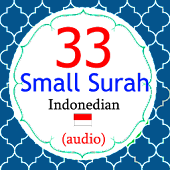 33 Small Surah Indonesian