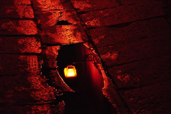 Luce rossa a terra di Sparky86