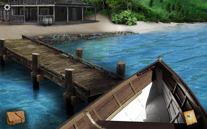 The Lost Treasure- screenshot