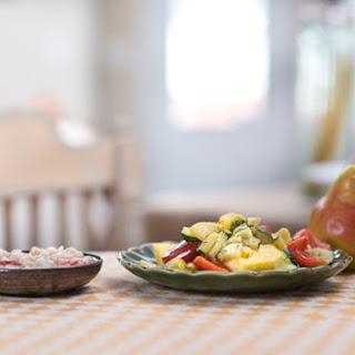 Simple Vegetable Sautee.