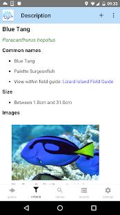 Lizard Island Field Guide - náhled