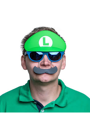 Glasögon, Luigi