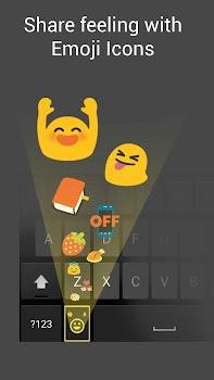 Smart Emoji Keyboard-Emoticons