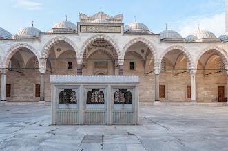 Photo: Süleymaniye-Moschee
