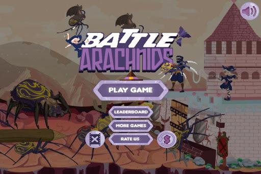 Code Triche Battle Arachnids  APK MOD (Astuce) screenshots 1