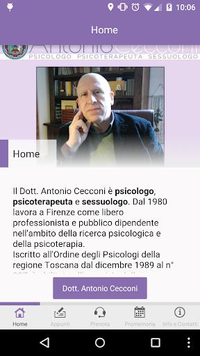 Dott. Antonio Cecconi