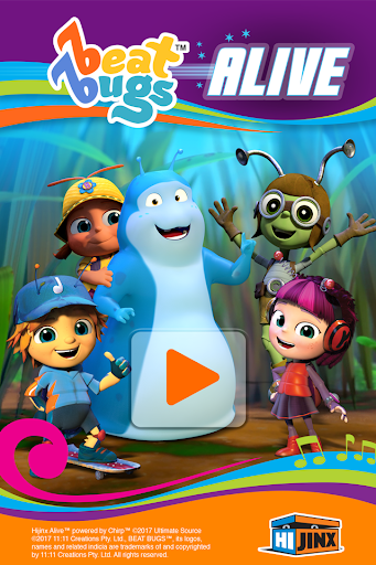 Beat Bugs™ Alive 1.0 screenshots 1
