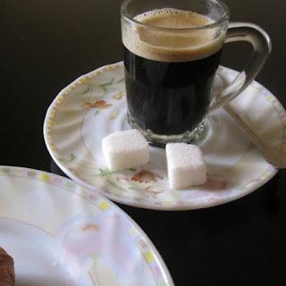 Moroccan Spiced Coffee or Spiced Espresso