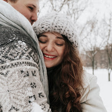 Wedding photographer Mariya Sumarokova (smphotography). Photo of 30.01.2018