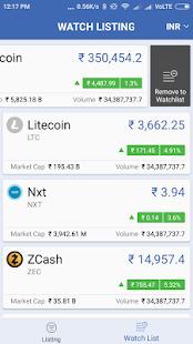 CryptoCoins - náhled