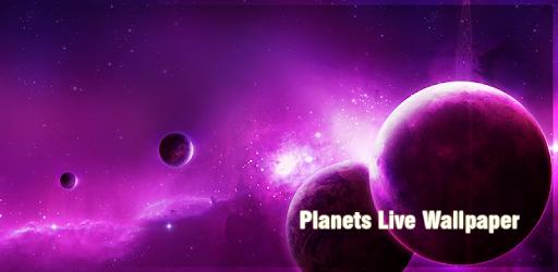 Planets Live Wallpaper .APK Preview 0
