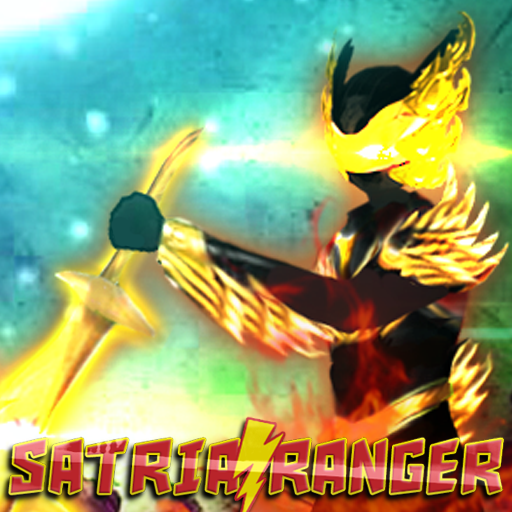 satria ranger power heroes Games (apk) free download for Android/PC/Windows