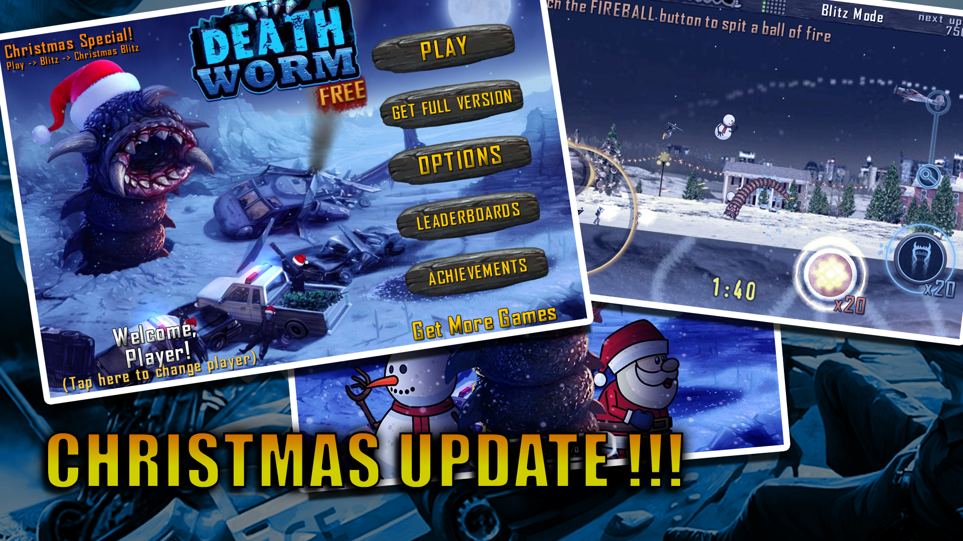 Death Worm screenshot #2