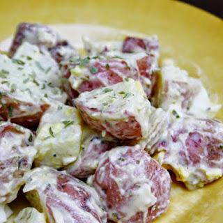 Tarragon Potato Salad