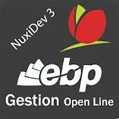 EBP Gestion Open line NuxiDev3