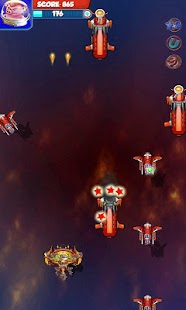 Piggy Space Fighter Pro Screenshot