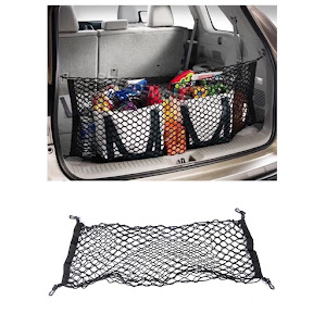 Plasa elastica pentru portbagaj, 60x60 cm