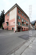 """Photo: Das Hotel """"Piz Ela"""", ein Hotel mit 350 Jahren Geschichte. Kein """"Sternehotel"""", aber ein Hotel mit Flair. Ideal für Alle die es gemütlich und urig mögen. Saubere Zimmer, leckeres Essen."""