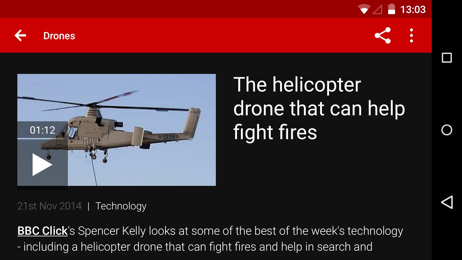 BBC News- screenshot