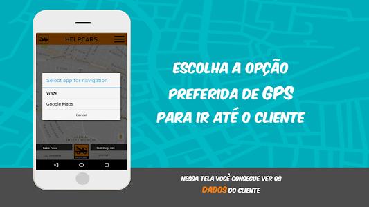 Guincho app para Socorristas screenshot 2