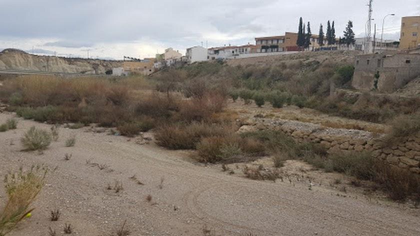 El Río Antas, en una imagen de archivo.
