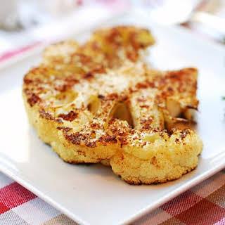 Cauliflower Steak.