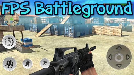 Counter Terrorist fps Shooting Game 1.2 screenshots 2