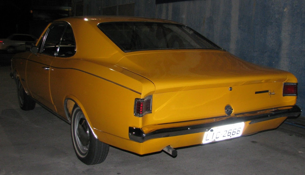 Opala Coupe