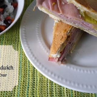 The Cuban Sandwich, Mixito , Cubano Recipe