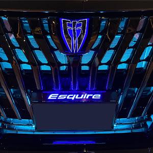 エスクァイア ZRR80Gのカスタム事例画像 ダディさんの2020年10月04日18:14の投稿