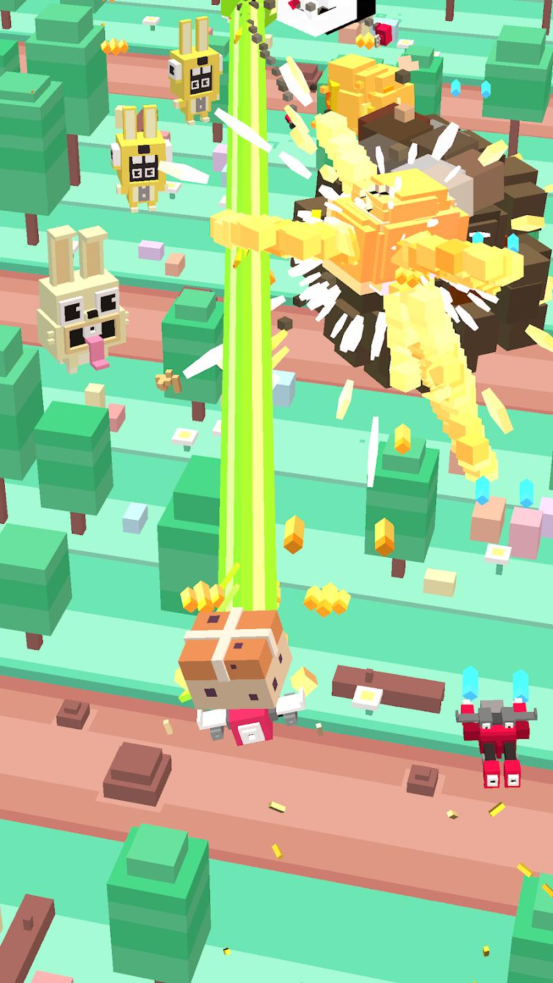 Shooty Skies - Arcade Flyer Screenshot