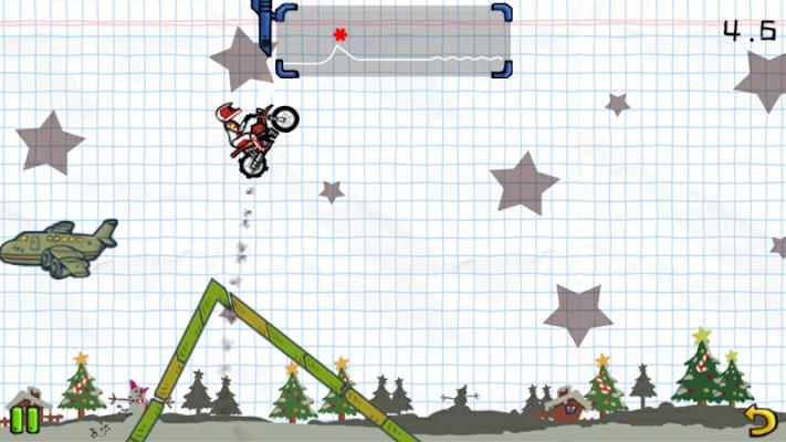 Funny Moto - screenshot
