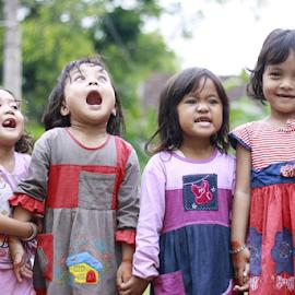 full xpresion by Farid Syairul Alam - Babies & Children Child Portraits
