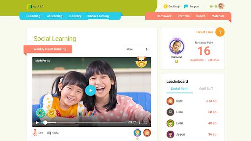 April Learning Portal screenshot 8