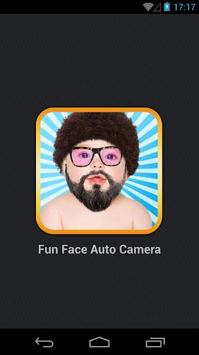 fun face auto camera
