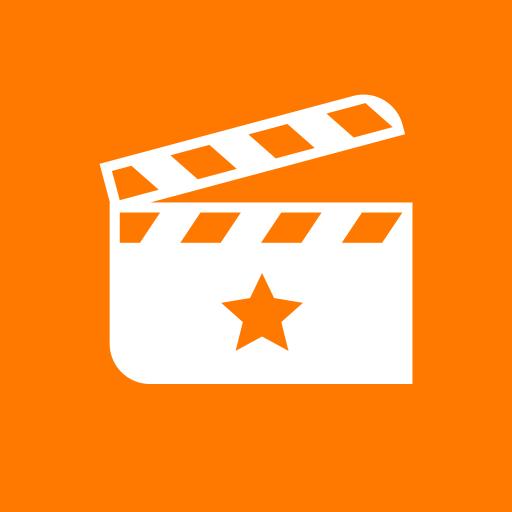 Orange Cineday Icon