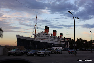 Photo: (Year 3) Day 30 -  The Queen Mary Hotel