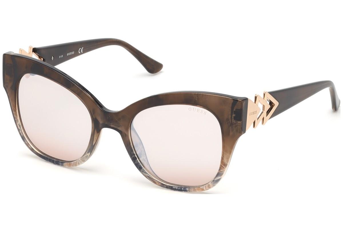 Occhiali da Sole Guess GU7596 (01C) Donna   Spedizione