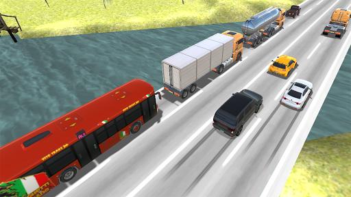 Heavy Traffic Racer: Speedy android2mod screenshots 2