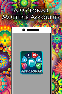 App Clonar - Multiple Accounts - náhled