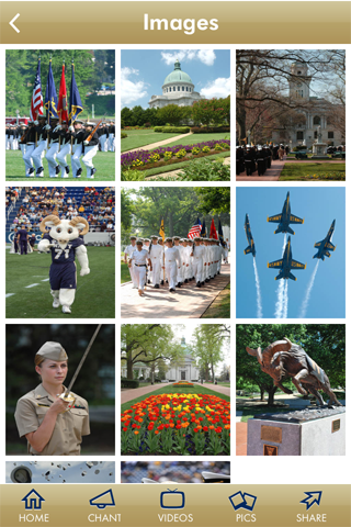 United States Naval Academy- screenshot