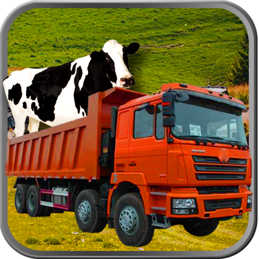 Farm Animals Transport Game