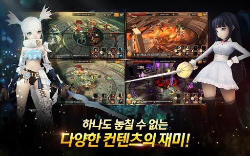 크리스탈하츠 for Kakao screenshot 09