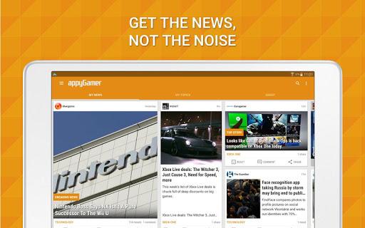 Appy Gamer – Games news screenshot 14