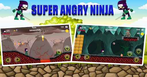 بطل النينجا الغاضب - super angry ninja image | 6